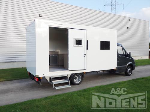Atelier Mobile A Amp C Noyens Nv │remorques Et Carrosserie