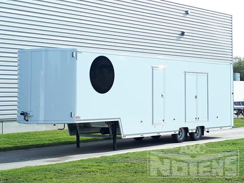 Racing trailer - cartransport - roadshow - A&C Noyens NV
