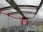 stad_namen panoramisch dak wagons trein