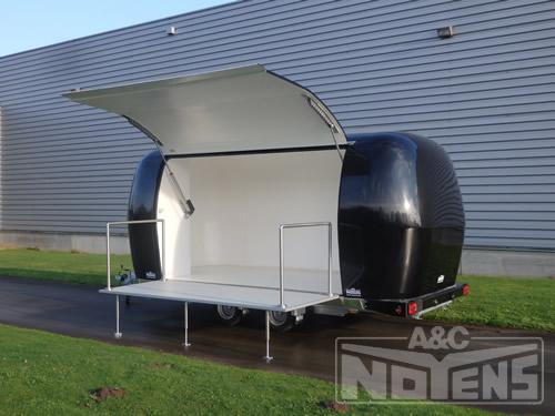 Mobiel Kantoor Huren : Mobiele podiums en tribunes a&c noyens nv │aanhangwagens