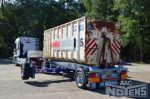 802417 testen tuv nord containerchassis aanhangwagen klemming