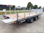 802227 kantelbare middenas aanhangwagen elektrisch hydraulisch noyens