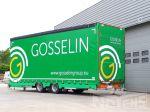 802236 wipkar aanhangwagen hydraulisch verstelbare laadvloer wagentransport