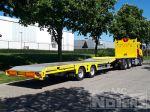 802244 middenas aanhangwagen afronding tussen vrachtwagen en aanhangwagen