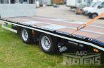 802259 middenas aanhangwagen met verhoogd kopschot warmbad gegalvaniseerd verzinkt chassis