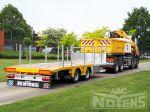 802281 wipkar aanhanger Noyens klant Aertssen volumecombinatie vrachtwagen met aanhangwagen