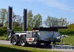 802404 dieplader middenas aanhangwagen remorque essieux centrauw porte engins