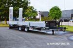 802501 middenas aanhangwagen wipkader dieplader noyens