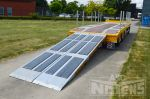 802358 rubber coating rijplaten dieplader aanhanger
