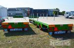 802440 traag verkeer aanhangwagen noyens fendt tractor