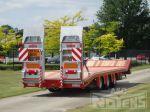 802102 aanhangwagen machinetransport pneumatische rampen