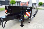 802405 tridem aanhangwagen dieplader noyens remorque surbaissée tridem