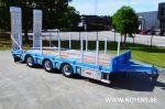 802481 TRIDEM AS dieplader aanhangwagen met aluminium oprijplaten