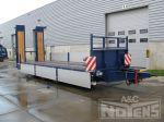 aanhangwagen transport kraan