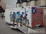 901835 officiële inhuldiging stad Gent toiletcontainers