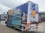 glazendrager transport glas opbouw vrachtwagen