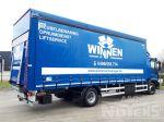 902003 vrachtwagen verhuizingen geschaafde laadvloer houten bindlatten combirails