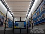 902093 mobiel leslokaal op vrachtwagen rijschool vrachtwagenchauffeur sociaal fonds transport en logistiek noyens