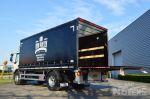 902124 vrachtwagenopbouw laadbak schuifzeilen bache laadlift dhollandia