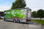 902134 noyens opbouw vrachtwagen superstructure caisse coulissante