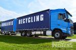 902162 vrachtwagen wipkar middenas aanhangwagen
