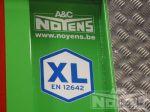 XL certificaat ladingzekerheid EN-12642 norm