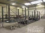 chassis marktwagen volledig zakbaar