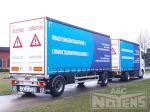 802320 vrachtwagen en aanhangwagen combinatie voor volumetransport SFTL