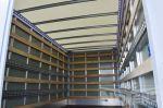 802251 LED strips houten bindlatten met verzinkte stootlijst
