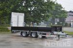 802368 kantelbare middenas aanhangwagen machine transport