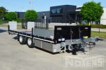 802391 multifunctionele dieplader aanhangwagen met kantelbare bovenplateau