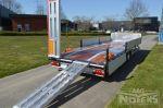 802398 dieplader aanhangwagen noyens gegalvaniseerd chassis wielkuipen verschuifbare aluminium rampen
