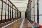 802411 hardhouten vloerplanken met stalen omega profielen