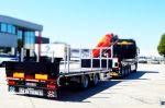 802414 noyens gegalvaniseerde aanhangwagen remorque surbaissee