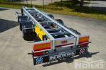 802418 middenasser wipkar containerchassis aanhangwagen