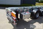 802418 trailer noyens middenasser containervervoer