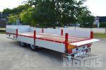802433 noyens verzinkte aanhangwagen middenasser