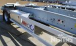 802473 container chassis aanhangwagen