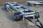 802473 draaikrans aanhangwagen voor transport van containers