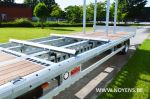 802484 drawbar trailer remorque galvanisée noyens