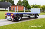 802490 trailer noyens zwaarlastwagen autonome aanhanger