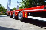 802495 tridem as aanhangwagen trailer remorque trois essieux