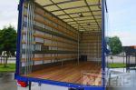 901950 inrichting van laadbak vrachtwagen buizen transport