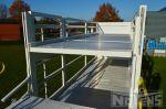 902073 plateau amovibkle adjustable platform loading floor lifting hefvloer open constructie