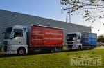 902093 schuifdak uitvoering startruck vrachtwagen vast dak mobiel leslokaal