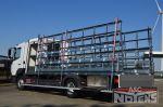 902125 gegalvaniseerde opbouw glastransport compartiment