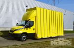 902163 transport verre vitre camion Iveco Daily