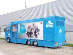 KBC mobiele bankwagen